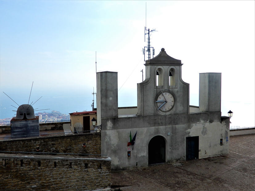 Sant Elmo Burg