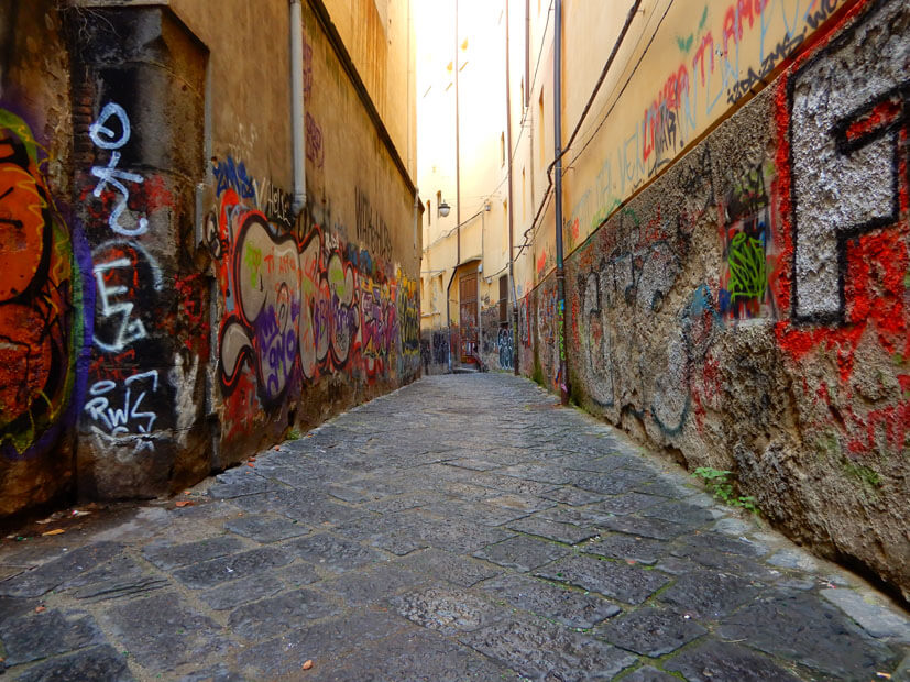 Neapels Gassen
