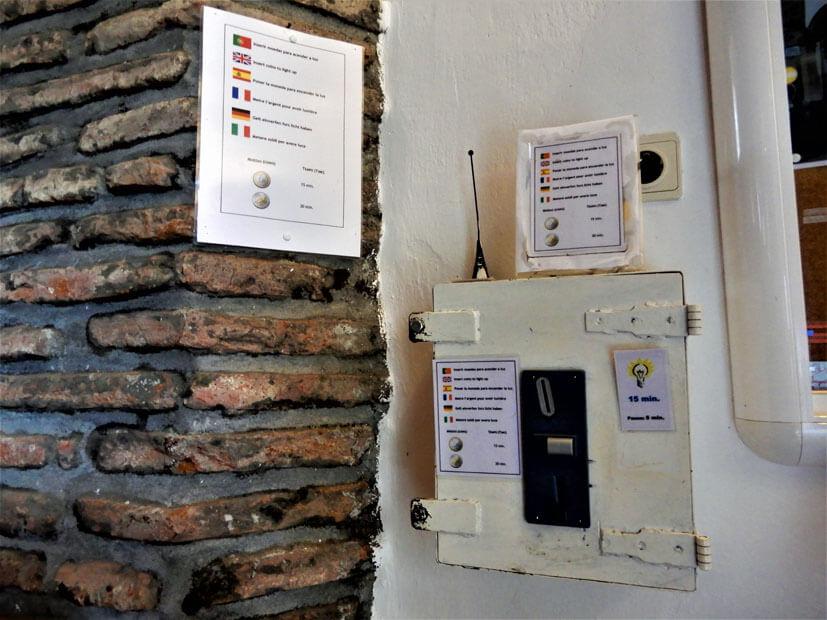 Lichtautomat