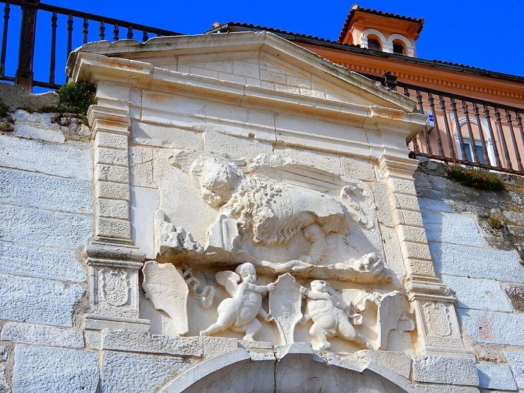 Stadttor Zadar