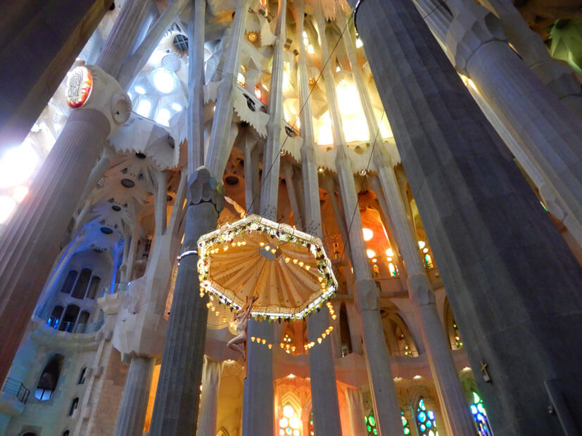 Sagrada Familia - Barcelona Sehenswürdigkeiten