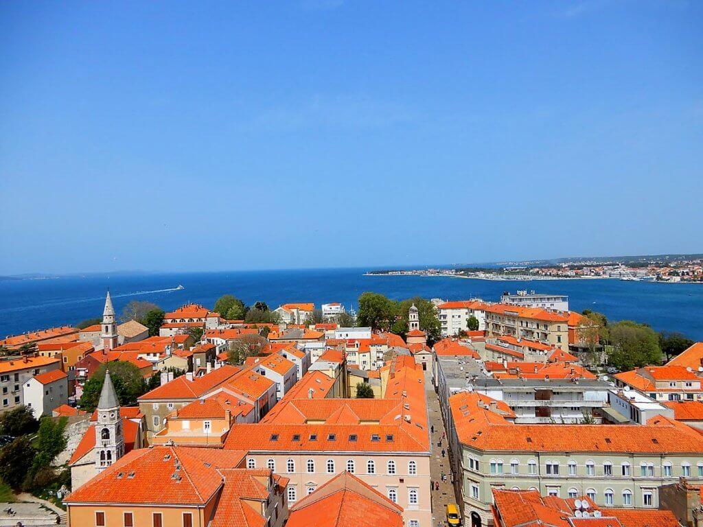 Zadar Sehenswürdigkeiten
