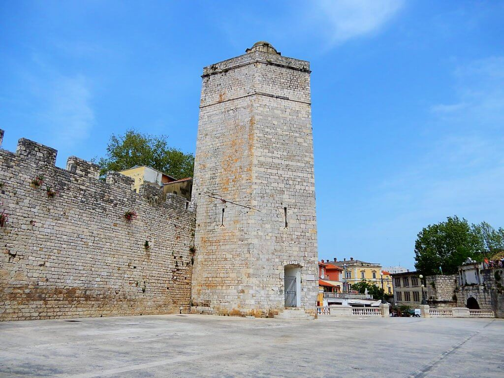 Kapitänsturm Zadar