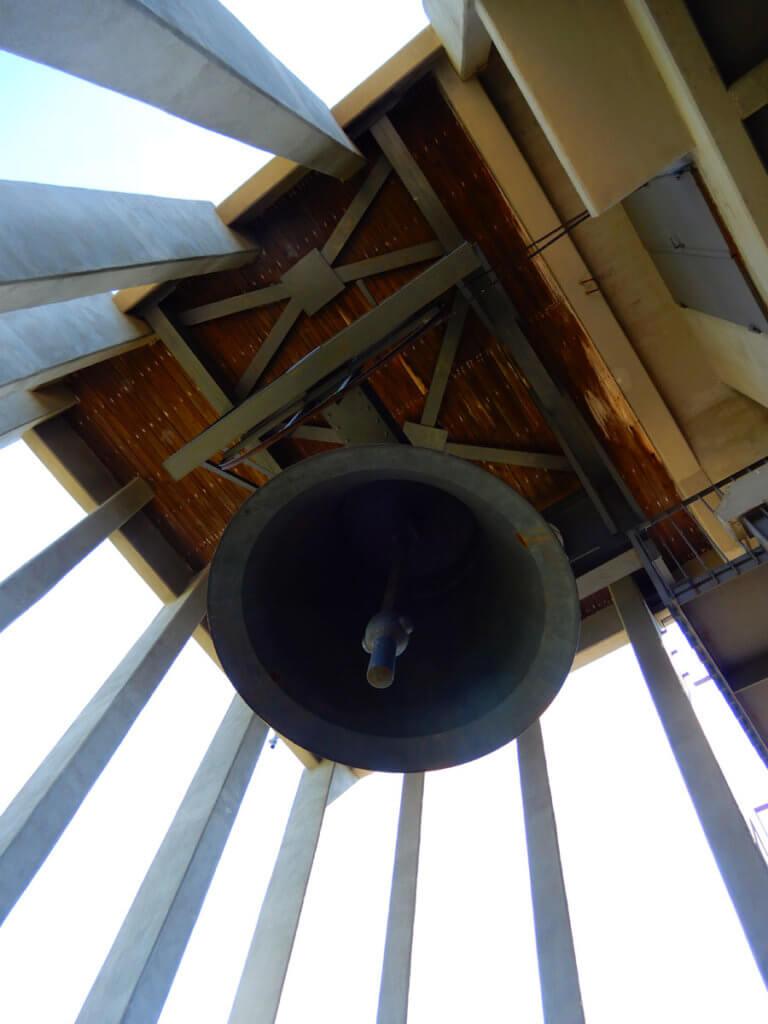 Glocke im Glockenturm