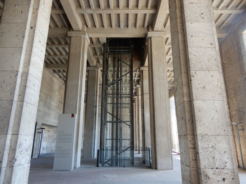 Glockenturm erste Etage