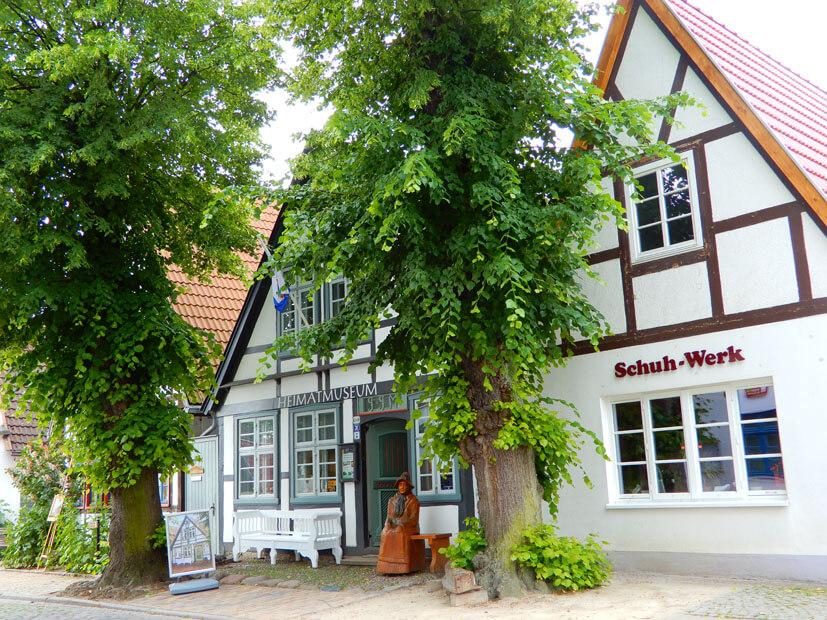 Warnemünde Sehenswürdigkeiten - Heimatmuseum