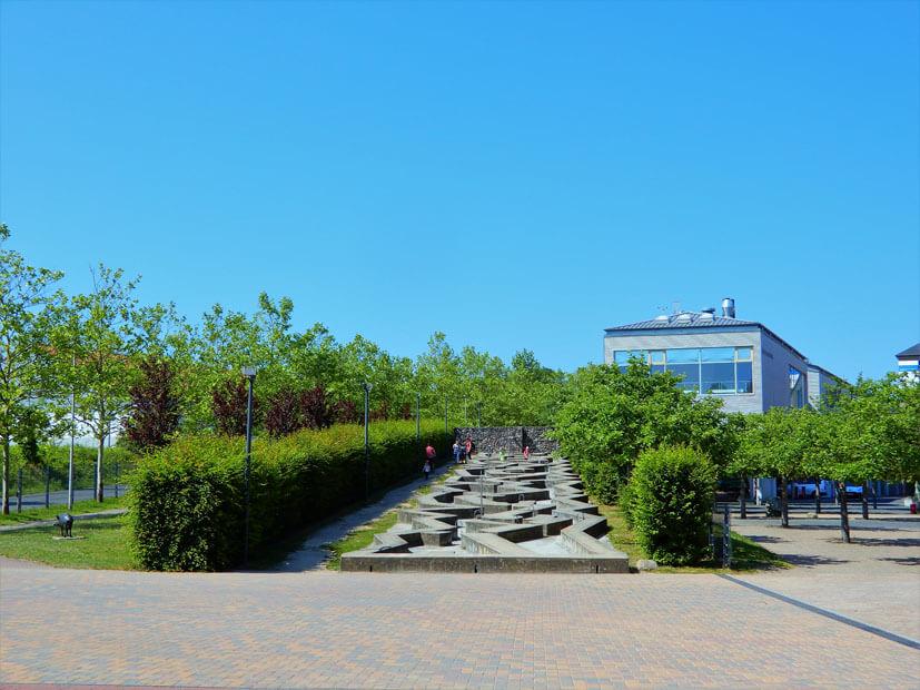 Riesenflipper Familiengarten Eberswalde