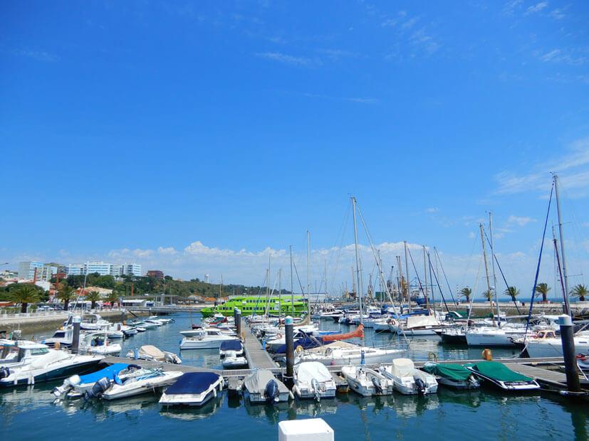 Hafen Setúbal