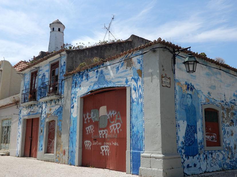 Bairro Troino – das Fischerviertel in Setúbal