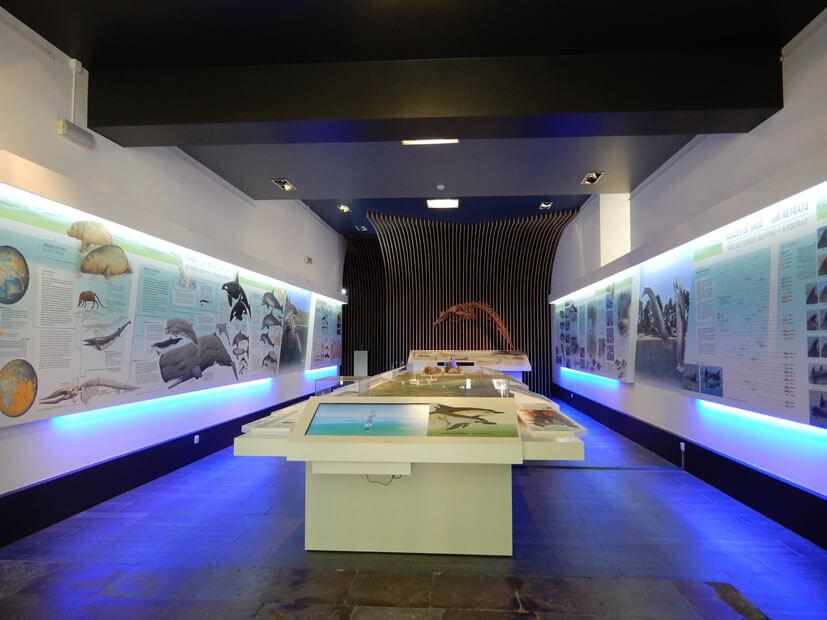 Ausstellung in der Casa da Baia