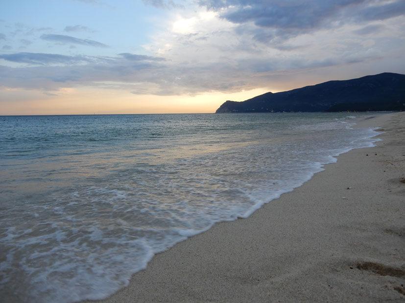 Praia da Albarquel