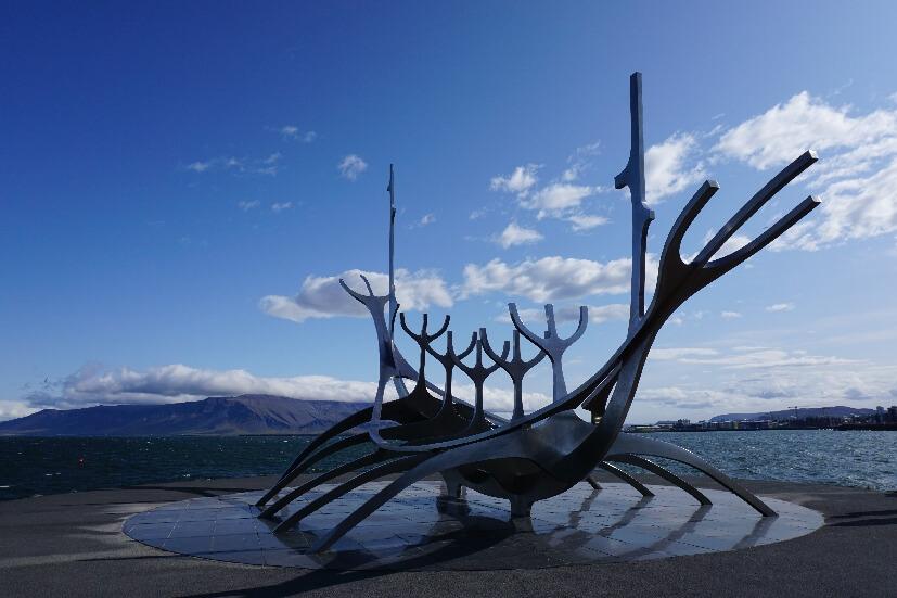 Reykjavik Sehenswürdigkeiten - Sun Voyager