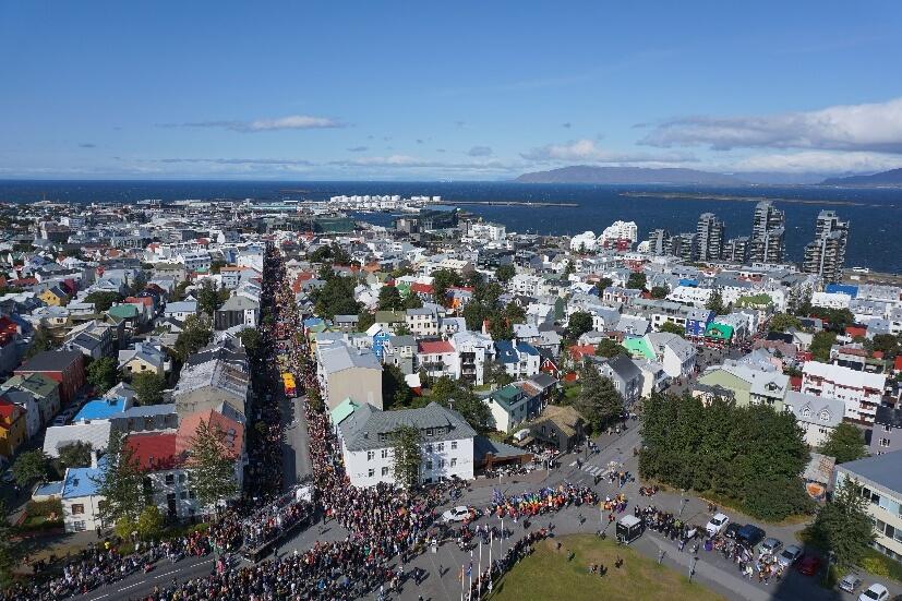 Reykjavik - Island Rundreise 2 Wochen