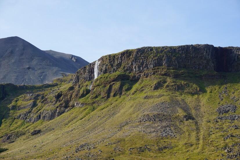 Bjarnarfoss Wasserfall