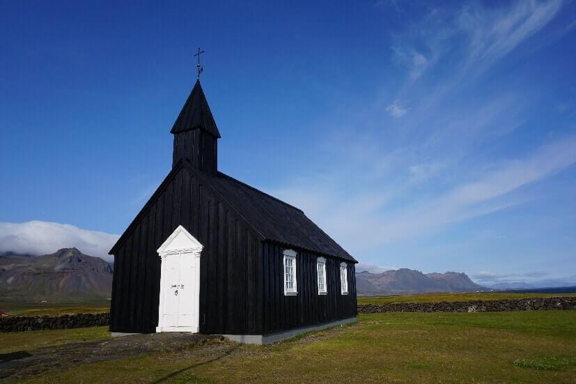 Budir Kirche - Halbinsel Snaefellsnes