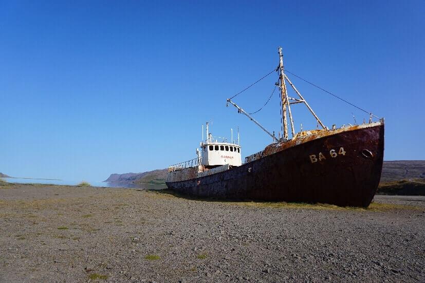 Westfjorde Island BA 64