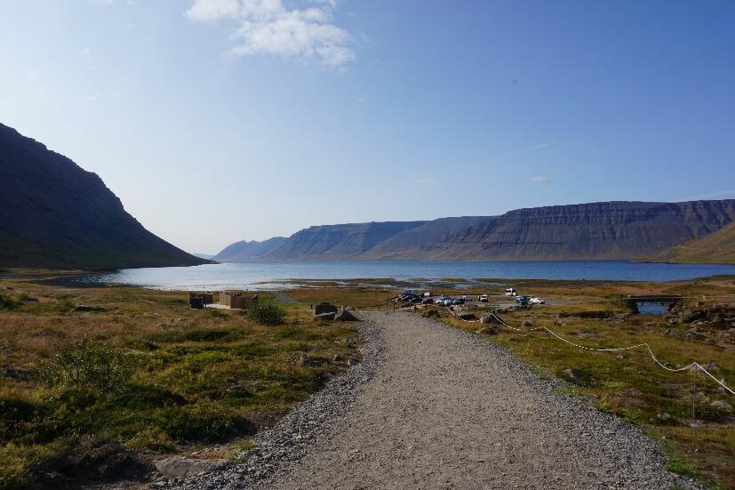 Ladnschaft Westfjorde