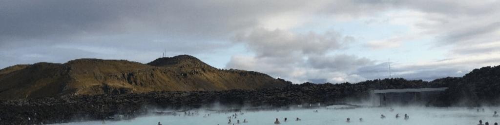 Top attraktion - blue lagoon