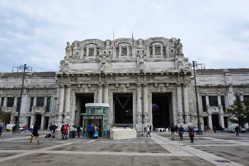 Bahnhof Mailand