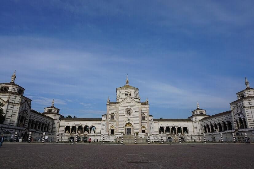 Zentralfriedhof Mailand