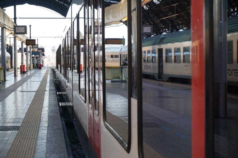 Regionalzug Mailand