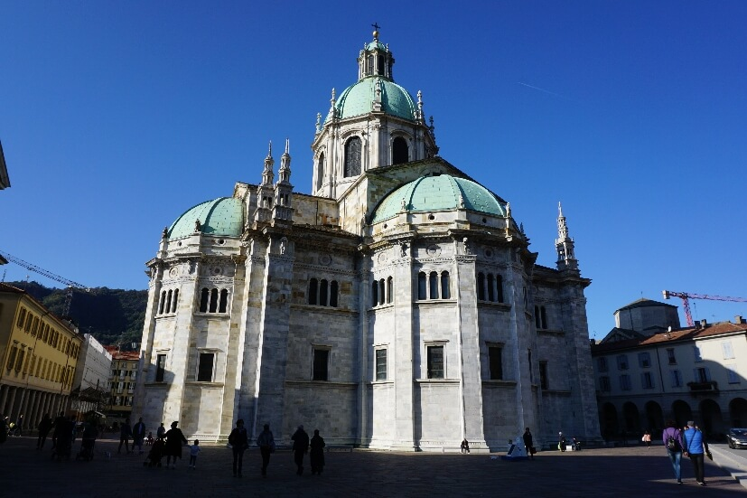Como Sehenswürdigkeiten: Kathedrale