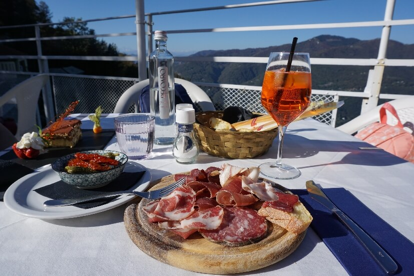 italienische Speisen