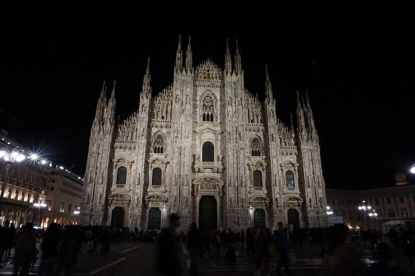 Mailänder Dom - Mailand Sehenswürdigkeiten