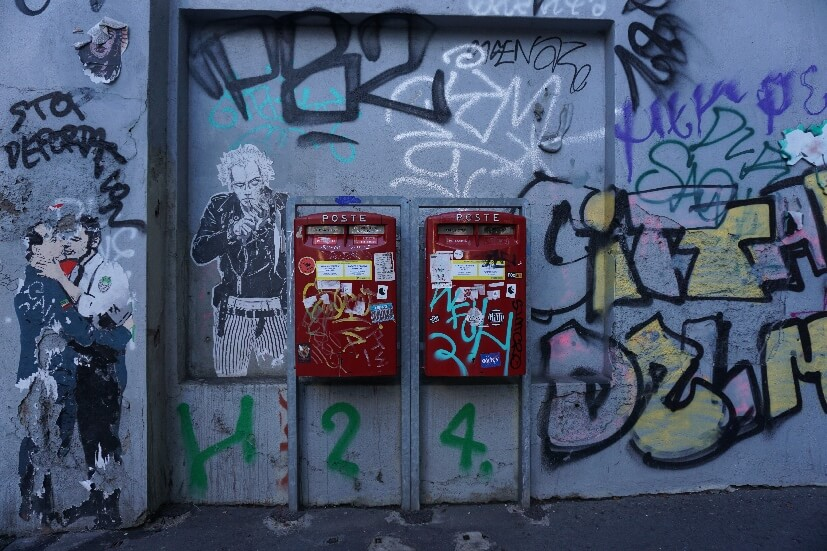Streetart in Mailand