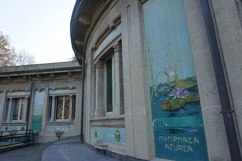Aquarium Mailand