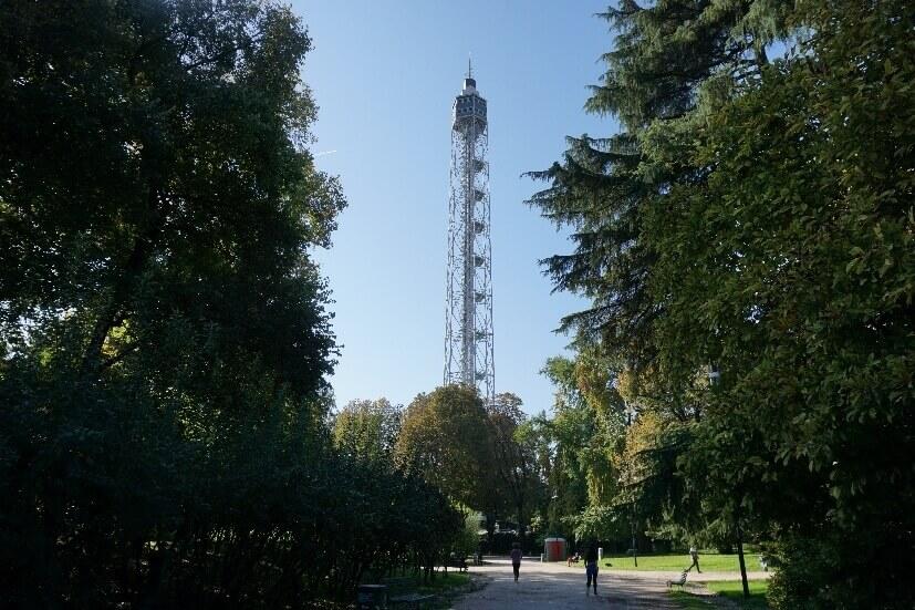 Torre Branca - Mailand Sehenswürdigkeiten