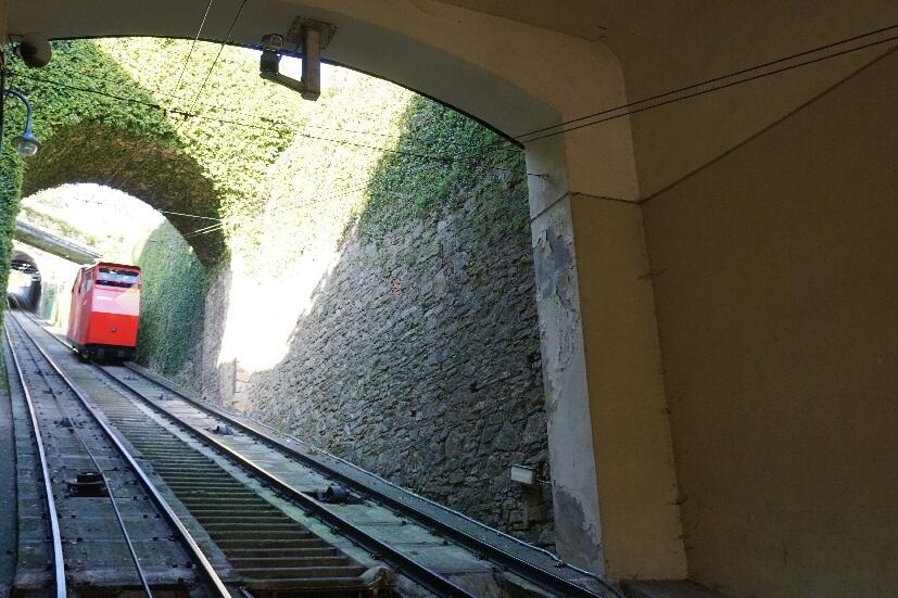 Standseilbahn Bergamo