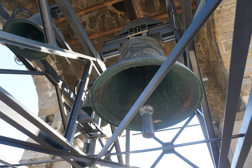 Glocke Bergamo Sehenswürdigkeiten