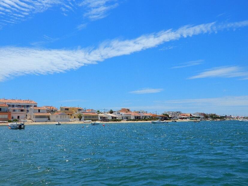 Inseln vor Faro