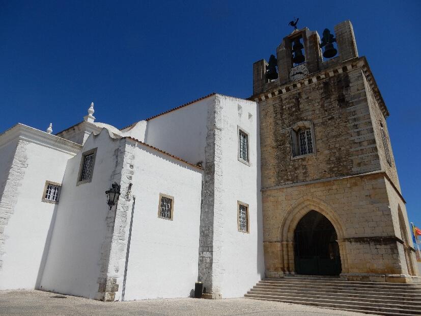 Faro Sehenswürdigkeiten: Kathedrale