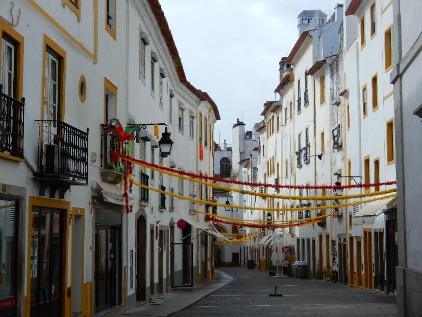 Altstadt Evora