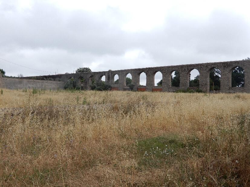 Aquädukt Evora