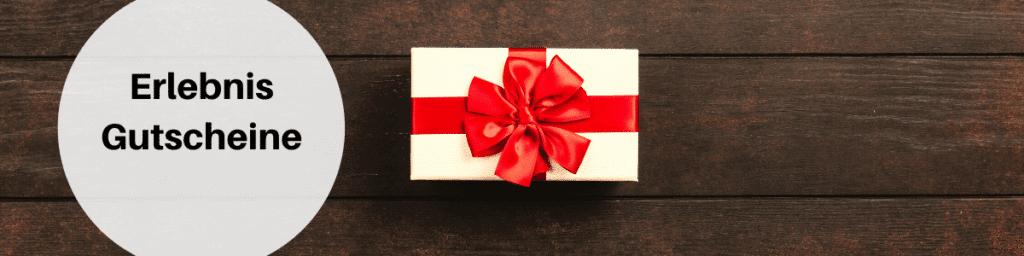 Erlebnis Geschenke