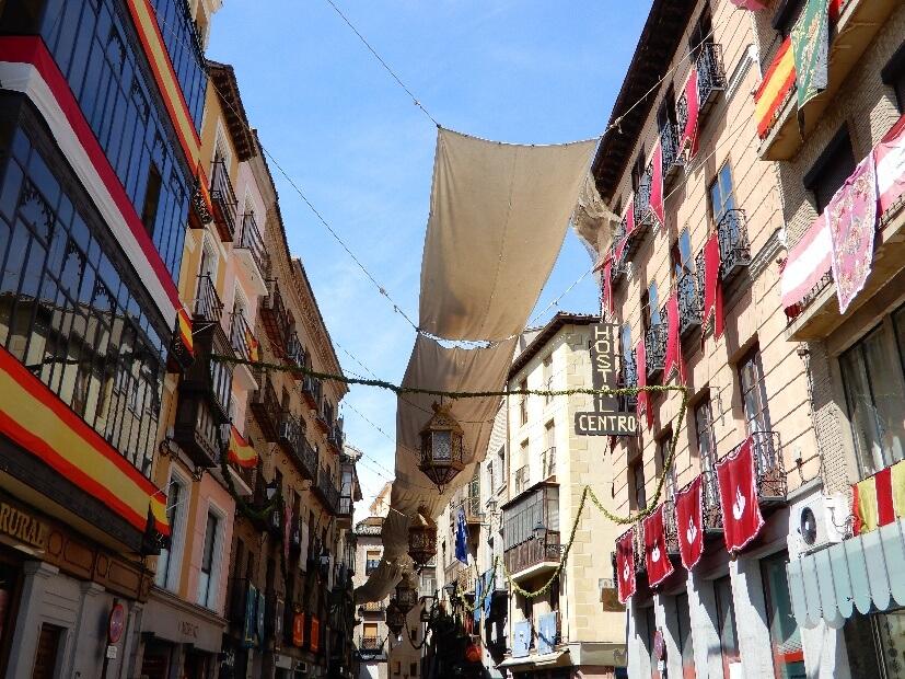 Toledo Altstadt