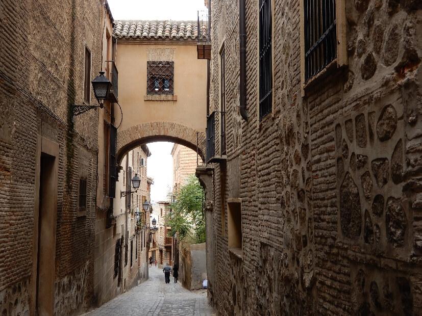 Toledo Straßen