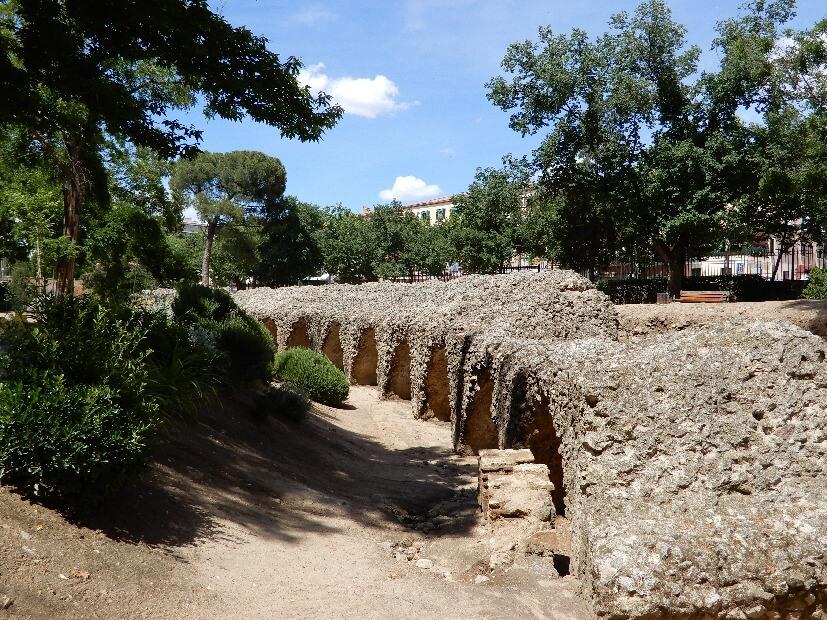 römische Arena in Toledo