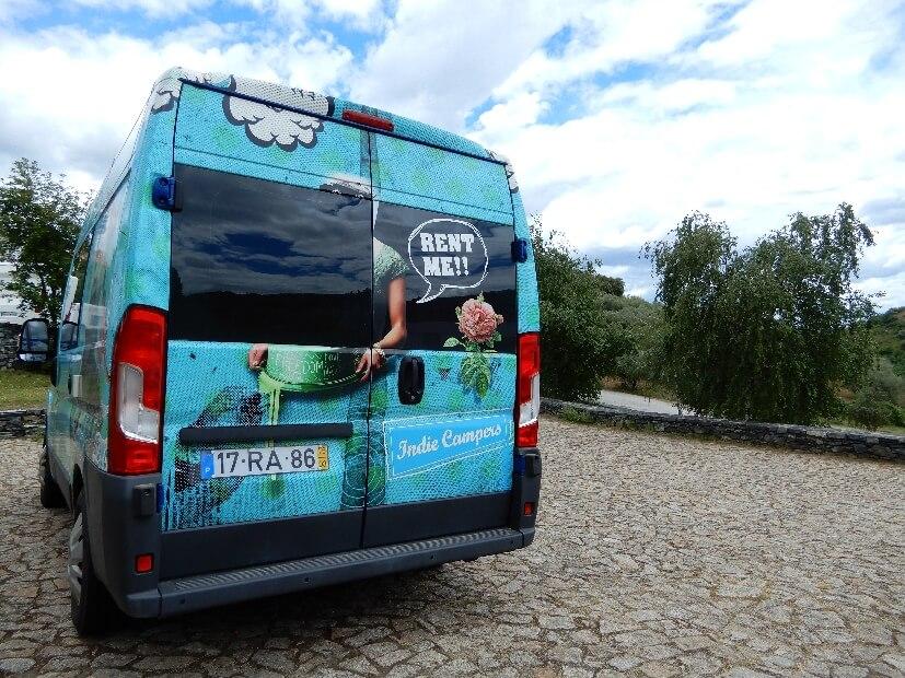 kostenfreies Campen in Braganza