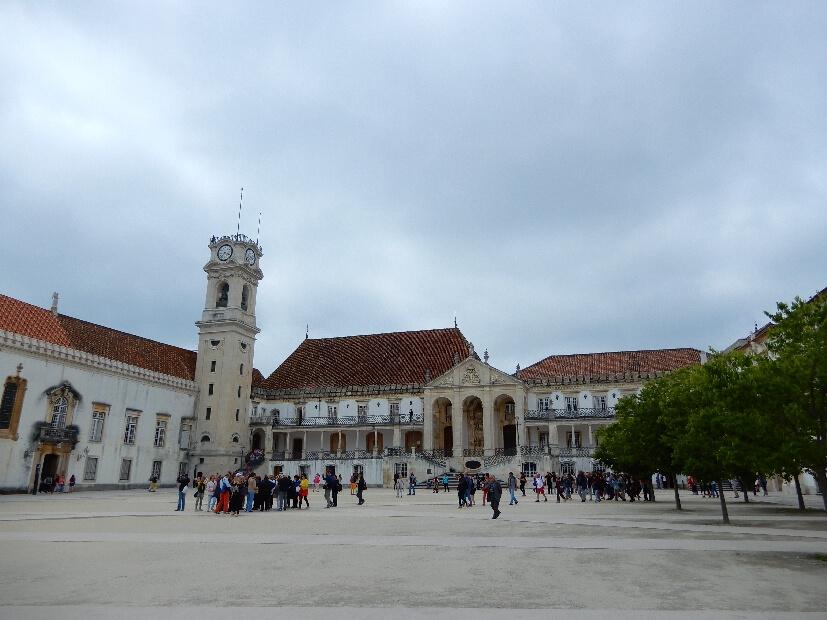 Coimbra Sehenswürdigkeiten: Universität