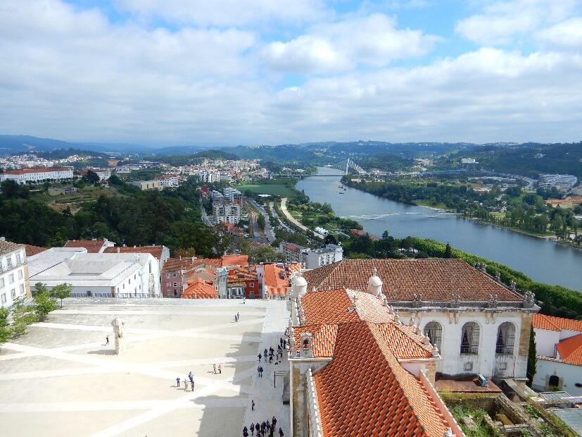 Coimbra Sehenswürdigkeiten: Glockenturm