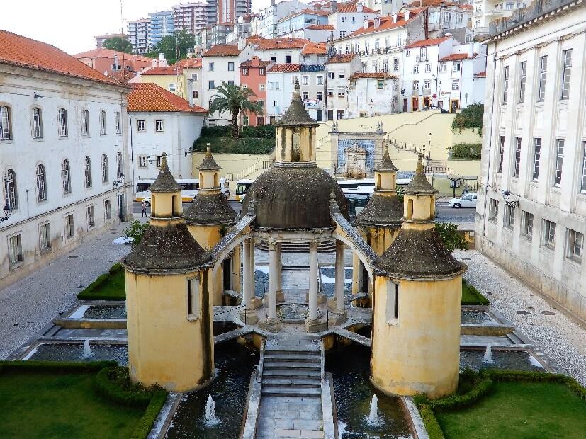 Coimbra Sehenswürdigkeiten: Manga Kloster