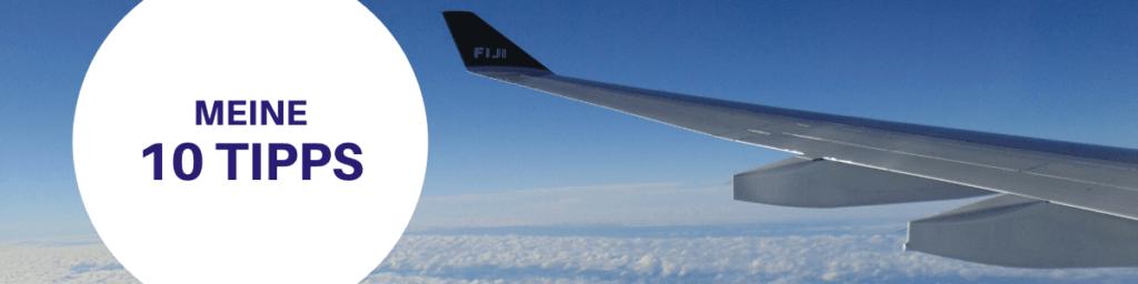 günstige Flüge finden - Tipps