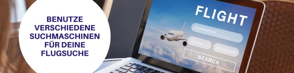 günstige Fluge finden leicht gemacht