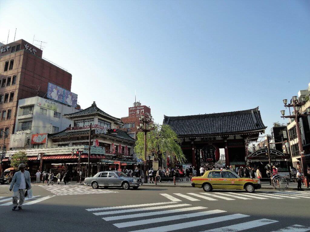 2 Wochen Reiseroute Japan Tokio