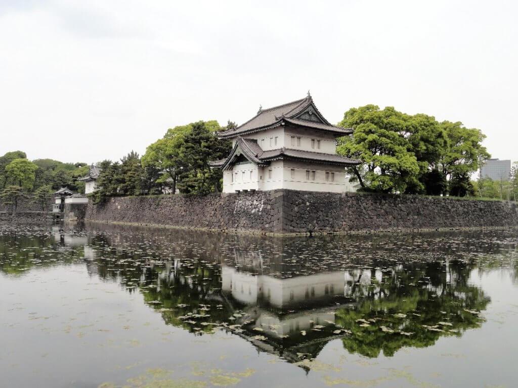 Palast in Tokio
