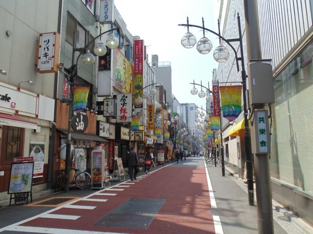Tokio Straße